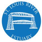 Icon of bridge for St. Louis River Estuary