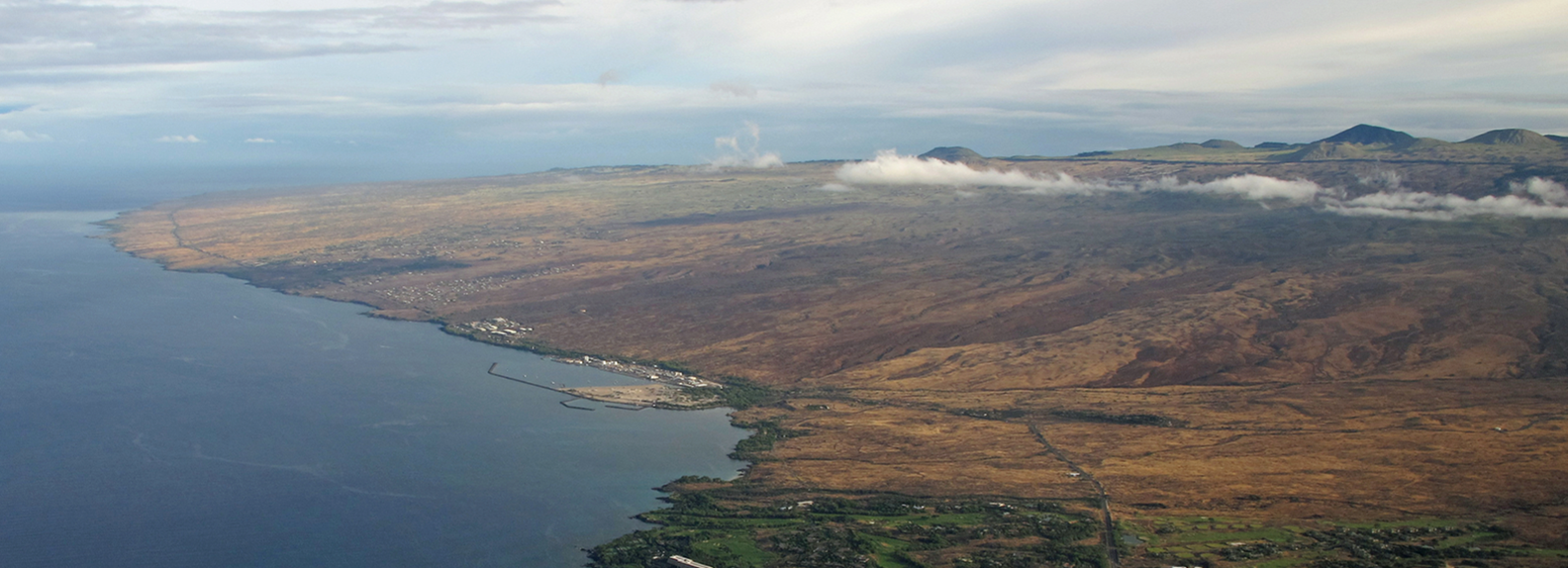 Partnerships drive efforts to protect and restore West Hawai'i's coral reefs and other nearshore ecosystems from erosion, nutrient pollution, and storm water runoff.