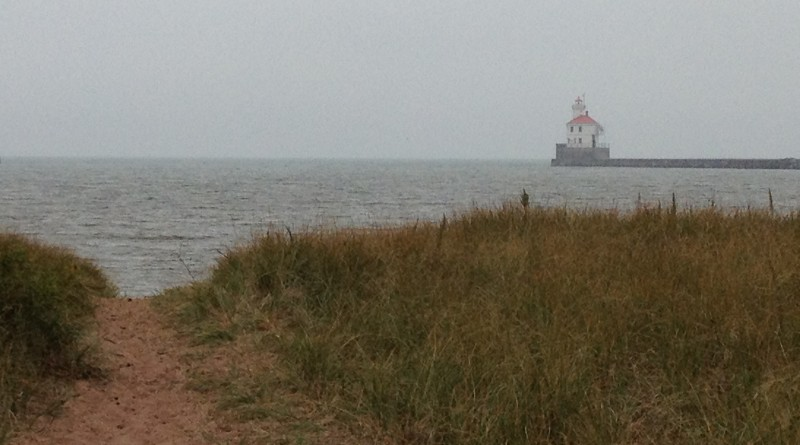 Wisconsin Point Peninsula Light House